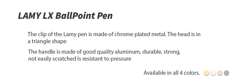 ปากกาลามี่สินค้าของพรีเมี่ยม เอเอกลอรี่